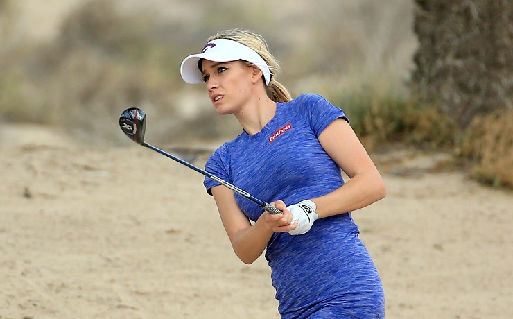 Paige Spiranac Welcomed Back To Dubai Ladies Masters But