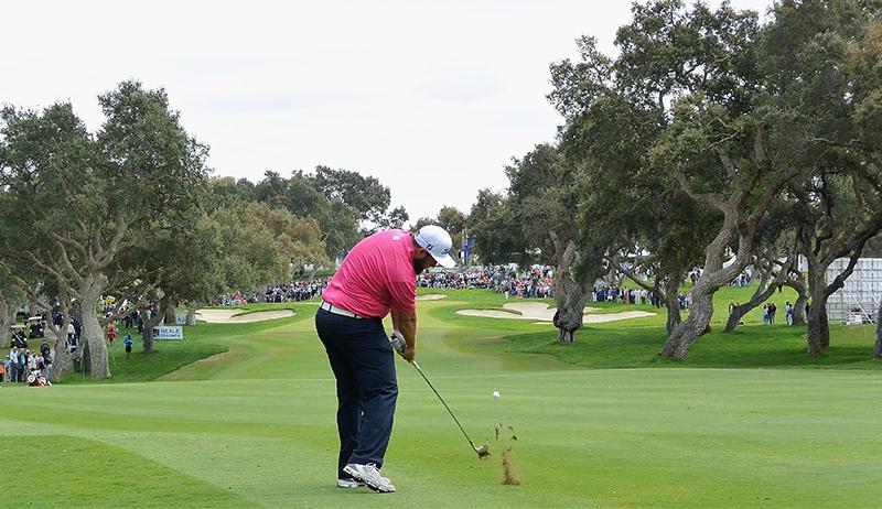 english golf show reporter pga europro