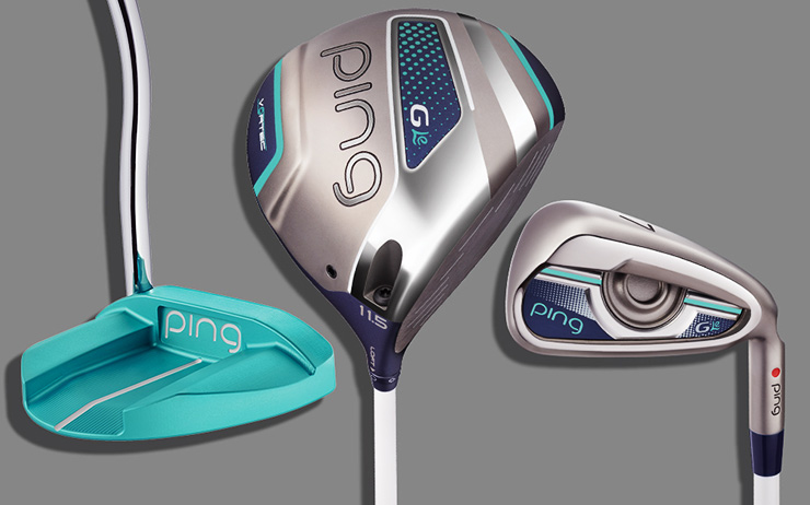 Ping Releases Newly Designed G Le Ladies Clubs - Golf Digest Middle East 896cbd1d91