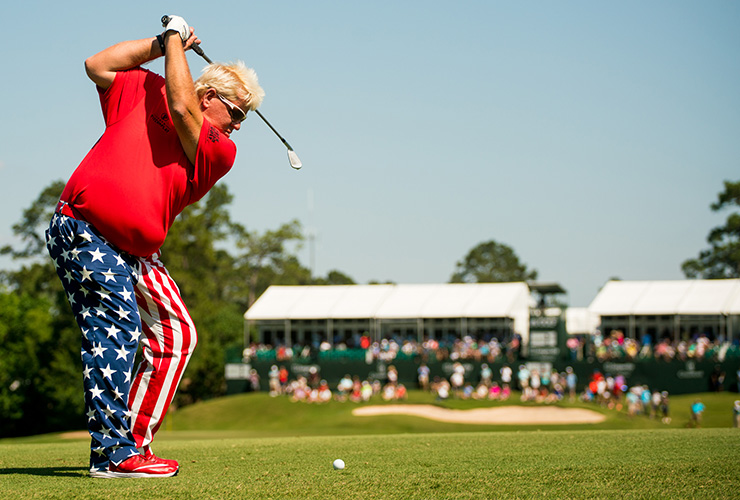Injured shoulder forces John Daly to withdraw from U.S ...  John Daly 2017