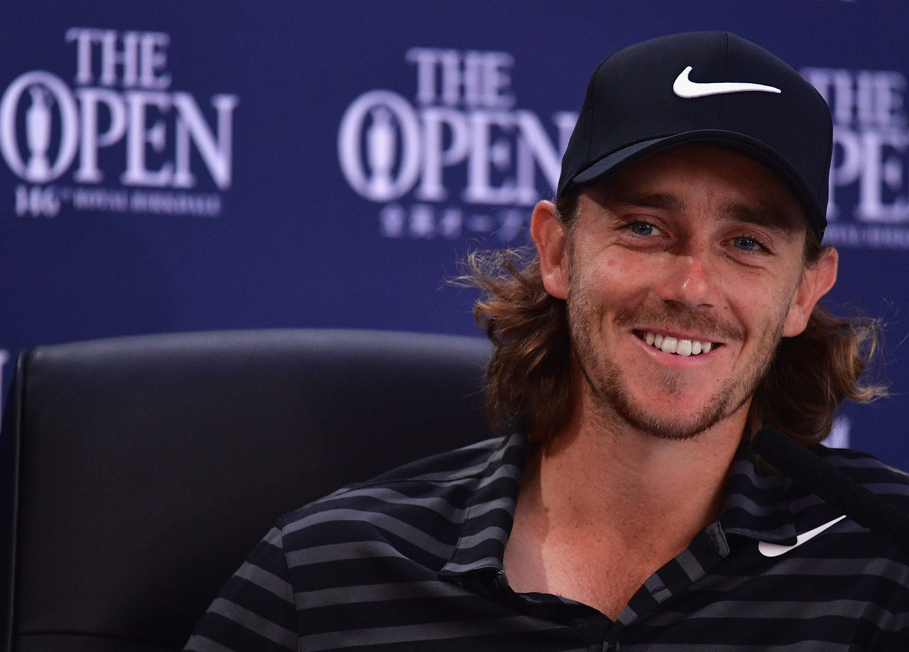 Claret And Banter >> Tommy Fleetwood On Faking Signatures Sneaking On To Royal
