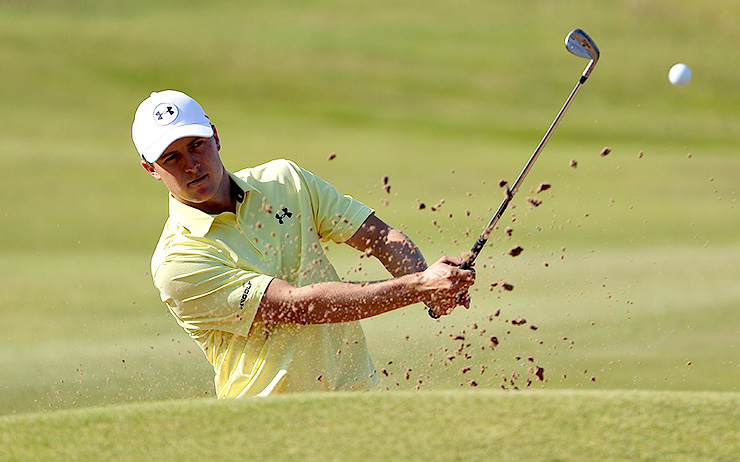 85481b379d9d Jordan Spieth  British weather makes The Open  easiest of the majors to win