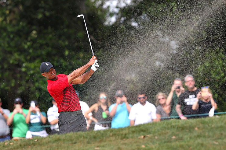 tiger woods makes another huge jump in the official world