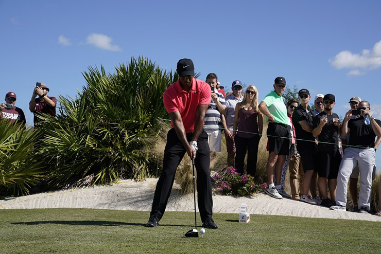Breaking Down Tiger Woods' New Swing