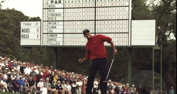 Pga Tour Records Held By Tiger Woods