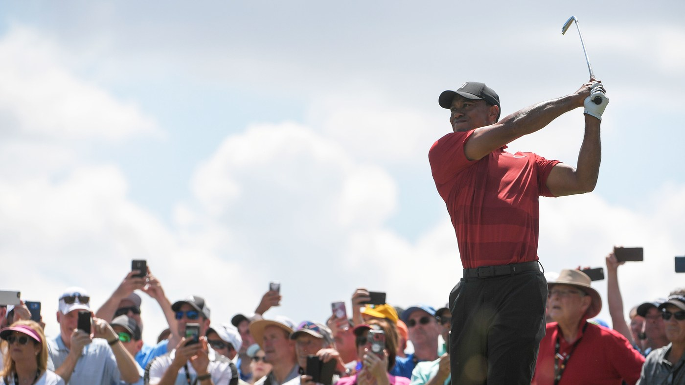 Where would a 15th major rank for Tiger? Survey says right at the ...