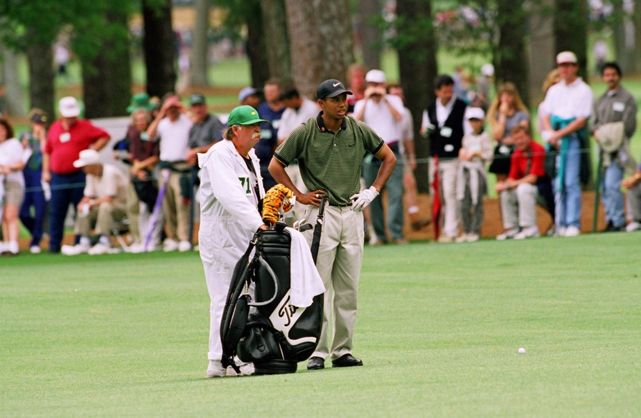 Tiger Woods set or tied 27 Masters records in 1997  Here