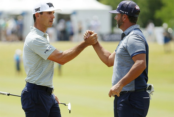 4618057518 The clubs Billy Horschel and Scott Piercy used to win the Zurich ...