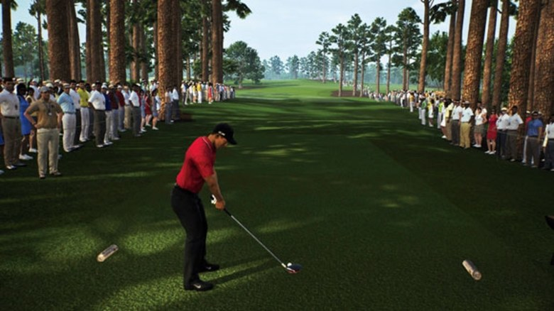 pga tour video game to get a new look with ea sports out as the official licensing partner