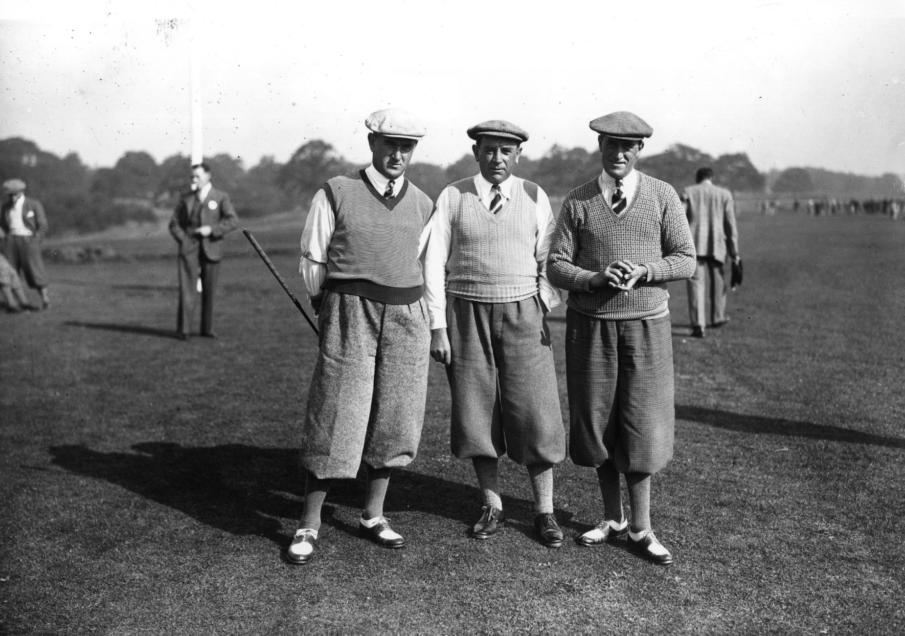 ryder-cup-moments-1935-whitcombe-brothers - Golf Digest Middle East