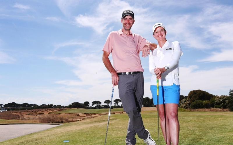 flirting moves that work golf swing back support women