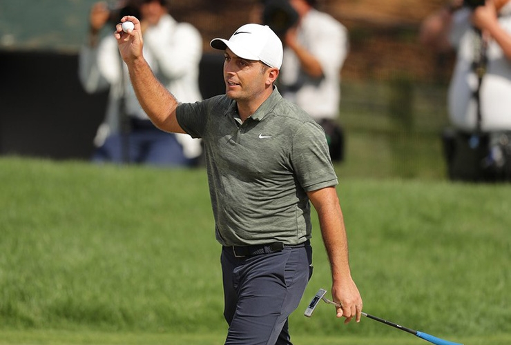 2739ec6f1a The clubs Francesco Molinari used to win the Arnold Palmer ...