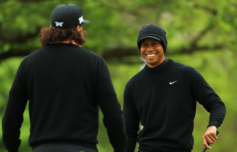 02546761 PGA Championship 2019: Tiger Woods has already come back. Now comes the  best part