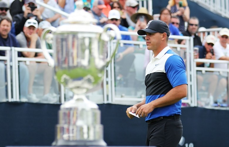 A dozen stats that tell the story of Sunday at Bethpage