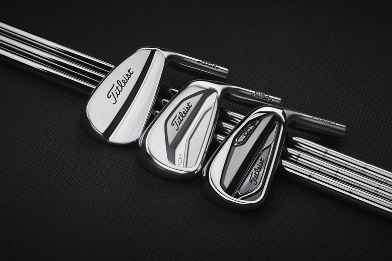 u s  open 2019  titleist unveils new iron line  will any go in play at pebble beach