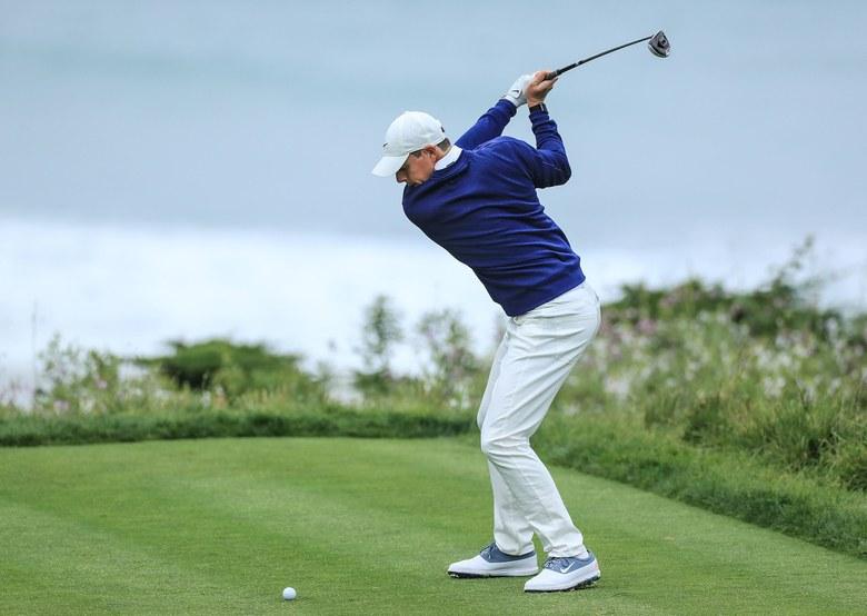 Rory Mcilroy Us Open 2019 Thursday Swing Impact Golf