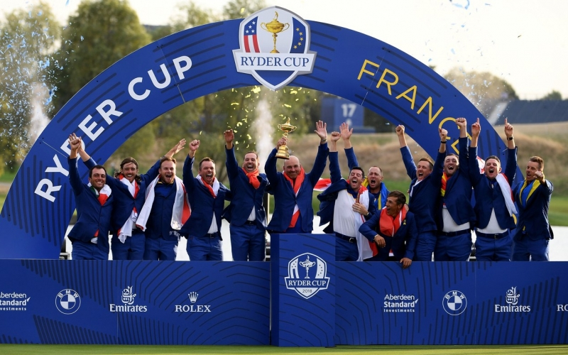 Who Won Ryder Cup 2020.We Are One Year From The 2020 Ryder Cup So Here Are 8